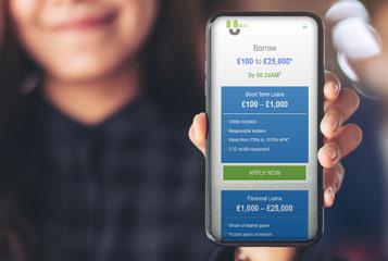desperate loans for bad debt